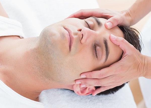 Masaje cráneo facial En Talavera antiestrés