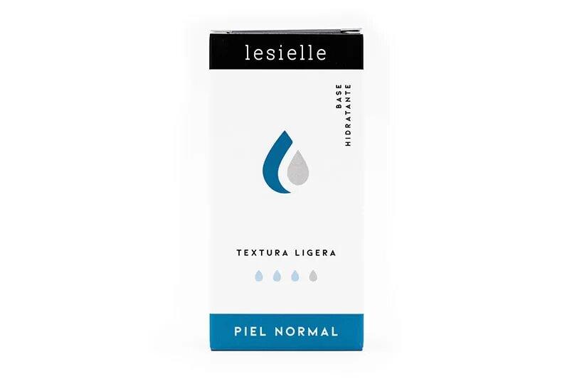 Crema piel normal, textura ligera, gama lab