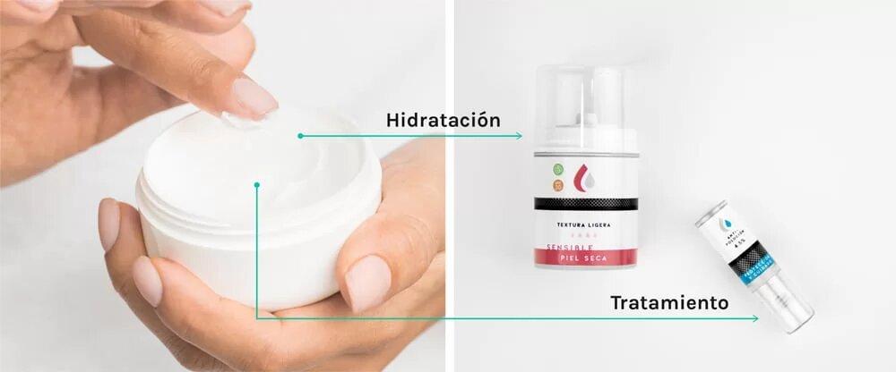 Hidratación + tratamiento